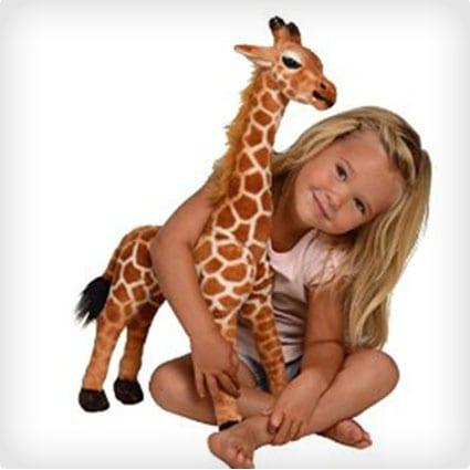 Big Plush Giraffe