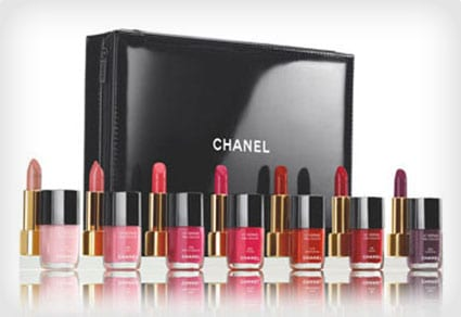 Chanel Double The Delight Kit