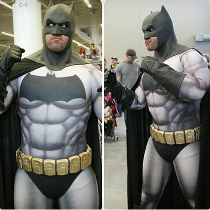 Cosplay Dark KnightCostume