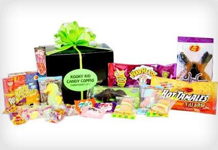 Crazy Candy Box