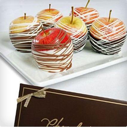 Gourmet Belgian Apples
