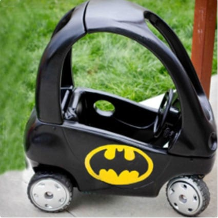 Kid Batmobile
