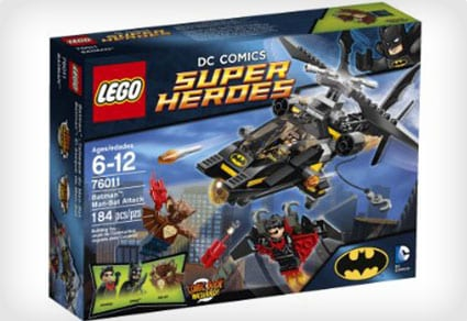 Lego Bat Attack