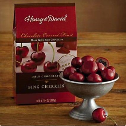Milk Chocolcate Cherries