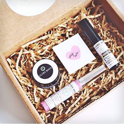 Organic Makeup Set