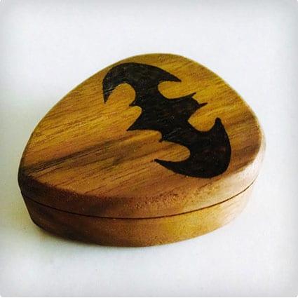 Personalized Batman Guitar Pick