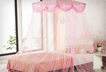 Princess Canopy Screen
