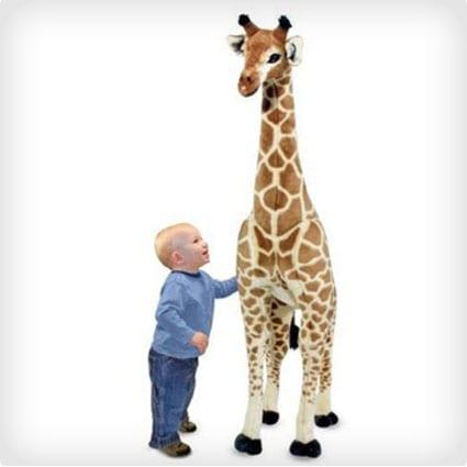 Really Big Plush Giraffe