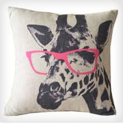 Styley Throw Pillow
