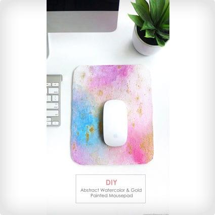 Abstract Mousepad