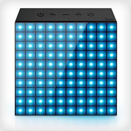 Aura Box Clock Speaker