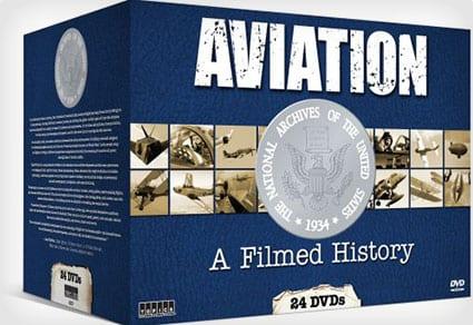 Aviation: A Filmed History
