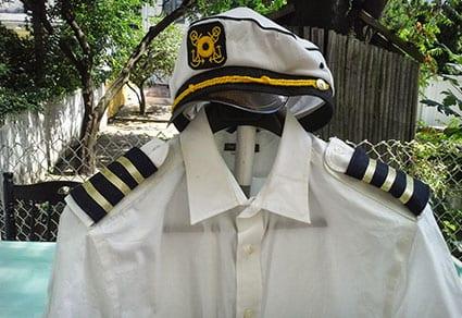 Captain's Shirt