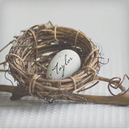 Christening Nest