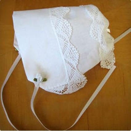 Handerchief Bonnet