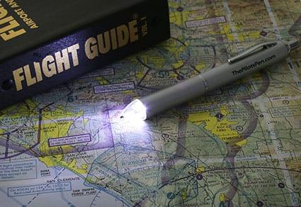 LED Pilot's Pen