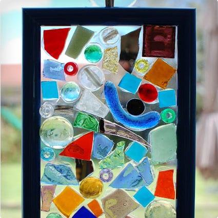 Mosaic Suncatcher