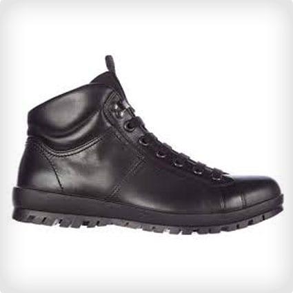 Prada Combat Boots