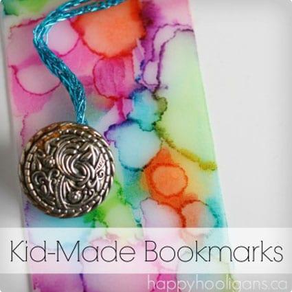 Sharpie Bookmark