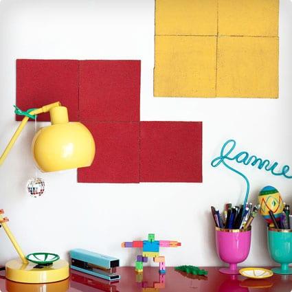 Tetris Bulletin Board
