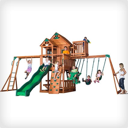 Backyard Play Set