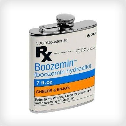 Boozemiin Flask