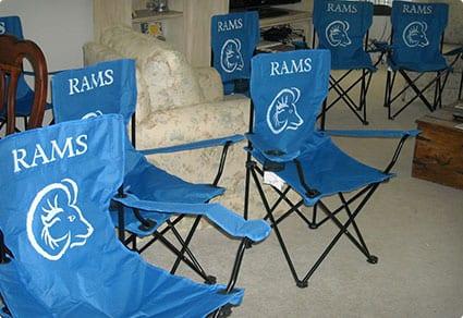 Coaches Chair