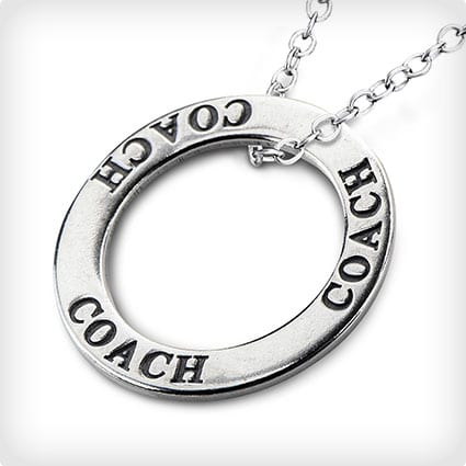 Coaches Pendant