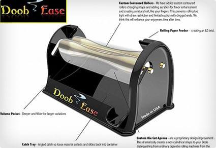 Doob-Ease Cigarette Roller