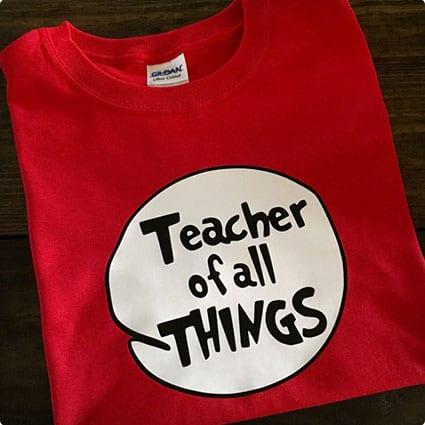 39 Perfect Gifts for Good Teachers - Dodo Burd