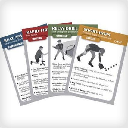 Drill Cards for Basketball