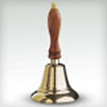 Golden School Bell