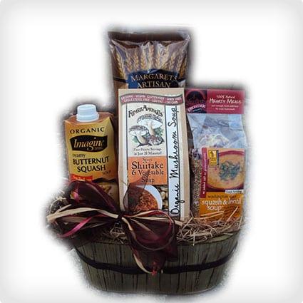 Healthy Soup Basket