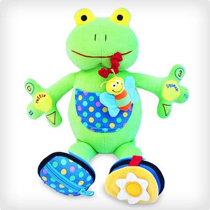 Jumper the Frog