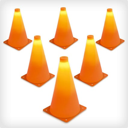 Light Up Cones