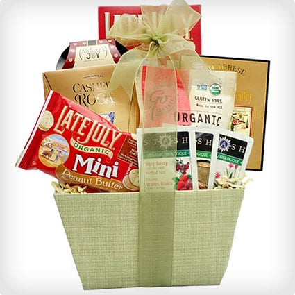 Organic Natural Basket