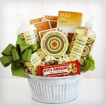 20 Healthy Gift Baskets to Nourish & Fuel Them - Dodo Burd