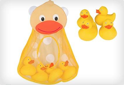 Rubber Ducky Family