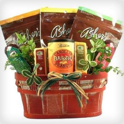 20 healthy gift baskets to nourish fuel them dodo burd sugar free basket negle Images