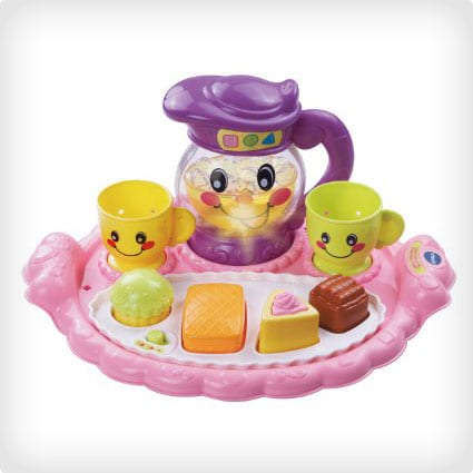 Toys For 1 Year Old Girls And Boys Tea Set