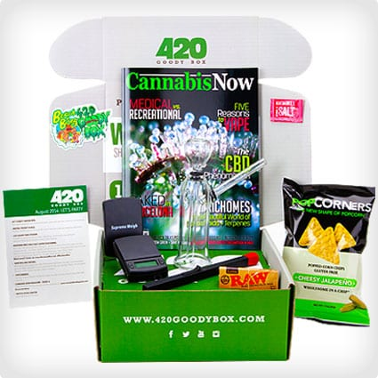 The 420 Goodie Box