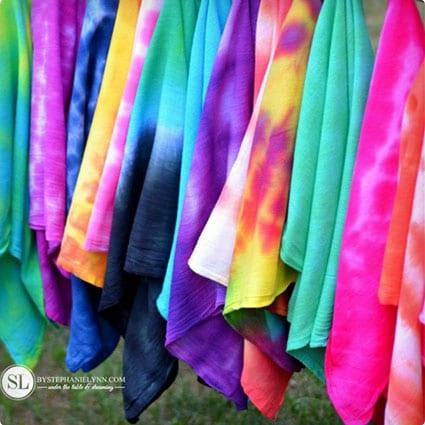 Tie-Dye Techniques