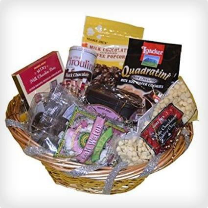 Gift basket ideas for boyfriends parents