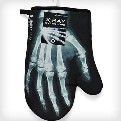 X-Ray Oven Mitt