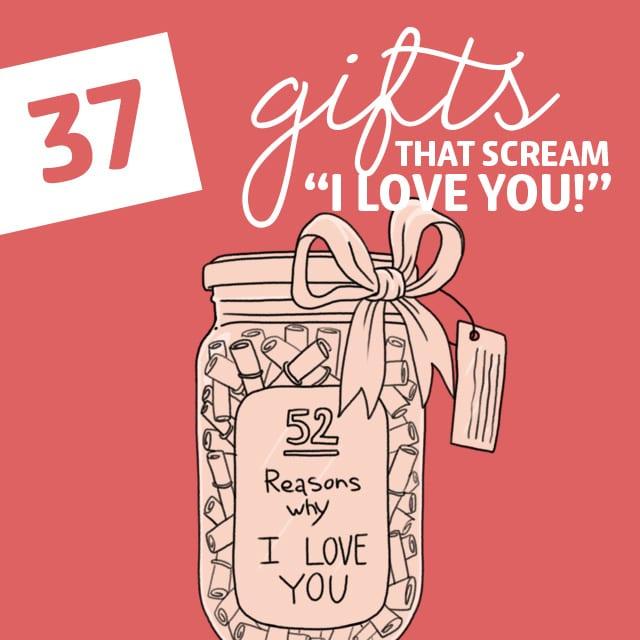 37 Gifts That Scream I Love You Dodo Burd