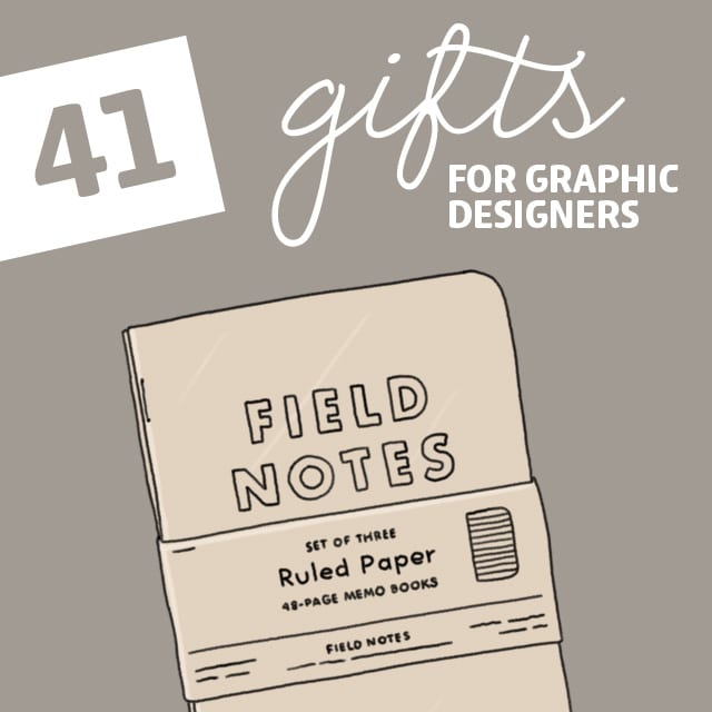 Encourage their artistic vision with one of these helpful gifts for graphic designers. I didn't even know some of these items existed!