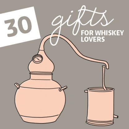 If you're not a big whisky buff - like me - you'll need a list like these gifts for whiskey lovers to show you what's what in the world of whisky.
