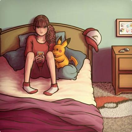 Custom Pokemon Photo