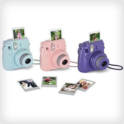 Instant Mini Photo Printing Camera