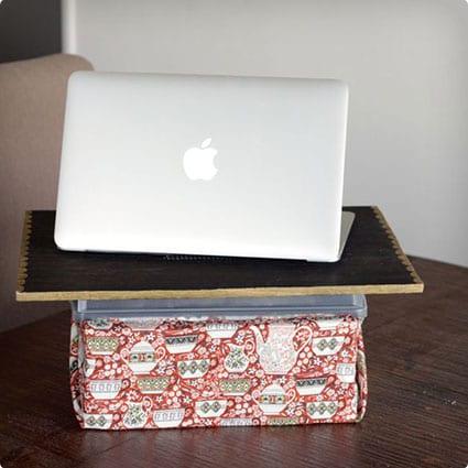Lap Desk With Storage
